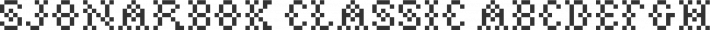 Sjonarbok Classic font family by birgirms