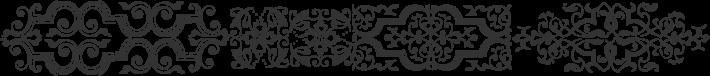 IM FELL FLOWERS 1 font family by Igino Marini