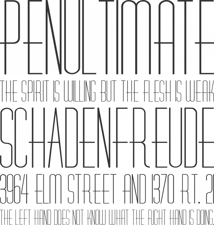 Diner Font Free by David Rakowski » Font Squirrel