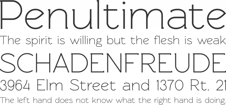 Rawengulk Font Phrases