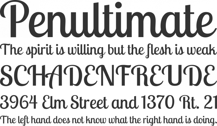 Free Font Lobster Two by Impallari Type | Font Squirrel
