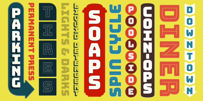 Bungee Font Free by David Jonathan Ross » Font Squirrel
